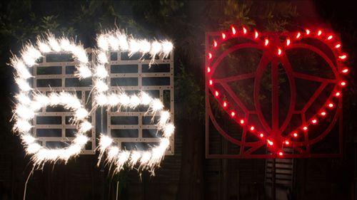 Beliebt Feuerwerk selbst abbrennen - Pyrotechnik im Quadrat HQ79