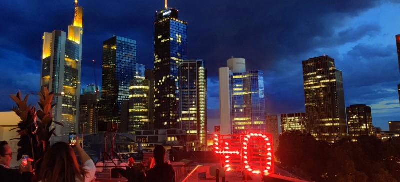 Professionelle Feuerwerk in Frankfurt
